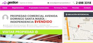 Corredores de Propiedades en Santiago y Región Metropolitana