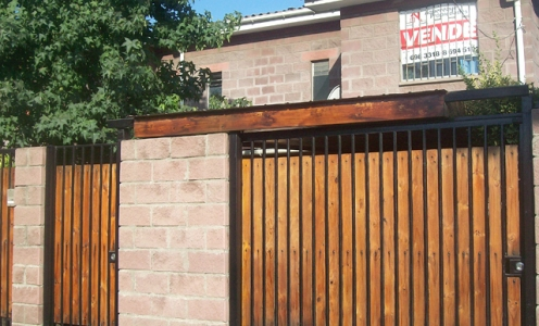 Propiedad Venta Quilicura Oferta Casa dos Pisos en Parque Central en Quilicura Casa en Condominio en Venta Quilicura