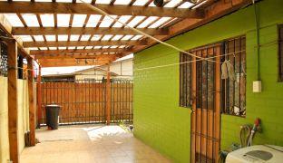 Venta Casa de Un Piso en Villa Casas de Quilicura