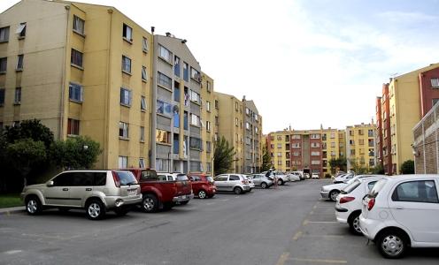 Condominio La Ciudadela de Conchali Impecable Departamento 3D con Estacionamiento La Ciudadela en Departamentos y Oficinas Departamento con Estacionamiento en Venta Departamentos y Oficinas
