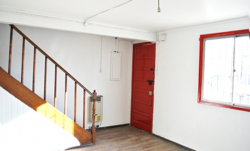 Casa Dos Pisos con Patio en Quinta Normal en Casas en Venta  en Venta Casas en Venta en Quinta Normal