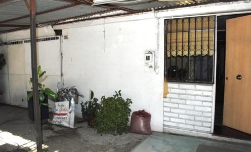 Casa de Un Piso con Patio en Venta Sector la Palmilla en Conchalí Casa con Patio en Venta Conchalí