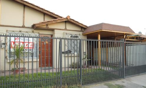 Villa Casas de Quilicura Preciosa Casa en Venta en Barrio Casas de Quilicura en Quilicura Villa Casas de Quilicura en Venta Quilicura