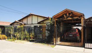 Acogedora Casa en Venta Barrio Casas de Quilicura