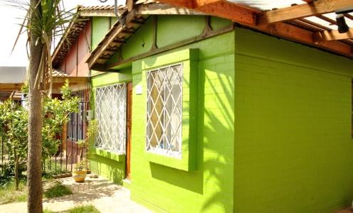 Propiedades que Venden en Quilicura Comuna de Santiago Venta Casa de Un Piso en Villa Casas de Quilicura en Quilicura Casa de Un Piso en Venta Quilicura