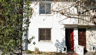 Casa Dos Pisos con Patio en Quinta Normal