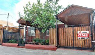 Linda Casa Esquina 3 Dormitorios en Buen Barrio de Conchalí
